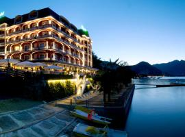 Hotel Splendid, boutique hotel in Baveno