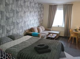Vuoksi Apartment, apartment in Imatra