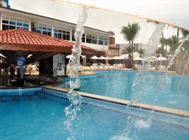 Hotel Taiyo, hotel near Liberty Square, Caldas Novas