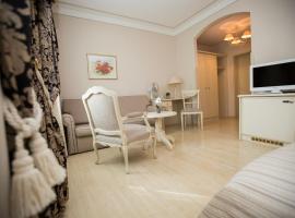 Hotel Burghof, hotel in Hof
