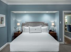 The Lancaster Hotel, hôtel à Houston
