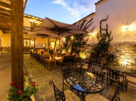 Antigua Casona San Blas, hotel cerca de Hatun Rumiyoc - Piedra de los 12 ángulos, Cuzco