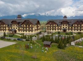 ApartmanTatryView, hotel near Black Stork Golf Club, Veľká Lomnica