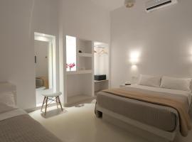 Santorini Spirit, hotel near Skaros, Fira