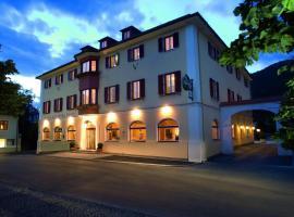 Gasthof Goldener Fisch, Hotel in der Nähe von: Biedneralm, Lienz