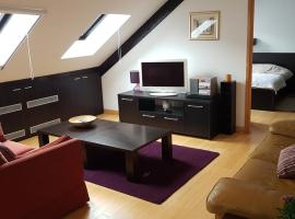 Apartment Batory, hotel in Osijek