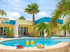 Aqua Viva Suites, hotel with pools in Kralendijk