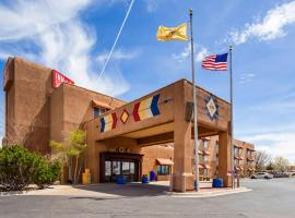 Inn at Santa Fe, SureStay Collection by Best Western, hotel in Santa Fe