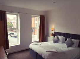Snooze, hotel near Sefton Park, Liverpool