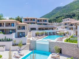 Crystal Waters, serviced apartment in Nikiana