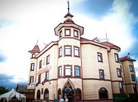 Petrovsky Dvorik, hotel near Abramtsevo Museum, Vozdvizhenskoye