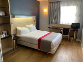 Holiday Inn Express Vitoria, отель в городе Витория-Гастейс