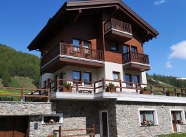 EcoBaita le Stelle, hotel poblíž významného místa Blesaccia 1, Livigno