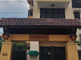 Anh's Homestay, pet-friendly hotel in Hue