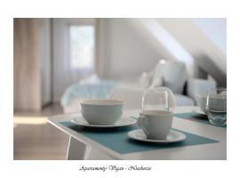 Vigan Apartamenty, apartment in Niechorze