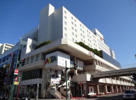 万代シルバーホテル、新潟市のホテル