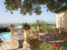 Agriturismo - Collina Toscana Resort, hotel in Monsummano Terme