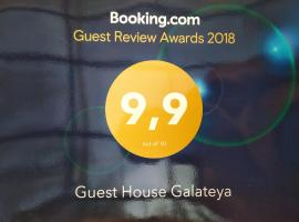 Guest House Galatea, self catering accommodation in Gelendzhik