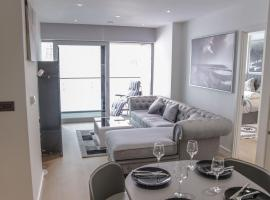 EXCLUSIVE O2 GREENWICH APARTMENTS, hotel in London