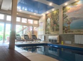 Flamingo Hotel, hotel near Gazprom Ski Lift, Estosadok