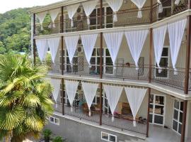 Viktoria Hotel, отель в Солониках, рядом находится Самшитовое Ущелье