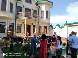 Margiana, отель в Самарканде