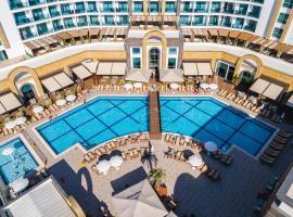 The Lumos Deluxe Resort Hotel & Spa, hotel dicht bij: Luchthaven Gazipasa - GZP, Kargicak