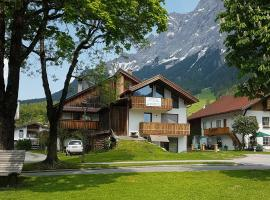 Appartments Simone, self catering accommodation in Ehrwald