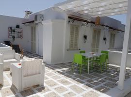 Residence Orsa Minore, hotel in zona Parco Acquatico Splash, Gallipoli