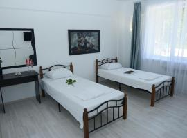 DeltaFly Hotel, hotel near Moscow Domodedovo Airport - DME,