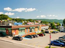 Rodeway Inn, hotel in Gaspé