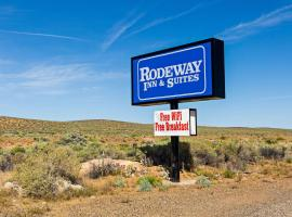 Rodeway Inn & Suites Big Water - Antelope Canyon, hôtel à Big Water près de: Lac Powell