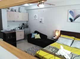 Mak'z Condo Place, отель в Мактане