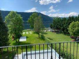 Villa Stiegl, Hotel in Steindorf am Ossiacher See