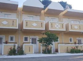 Denise Apartments, pet-friendly hotel in Kefalos