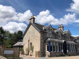 Ravenscraig Guest House, golf hotel in Aviemore