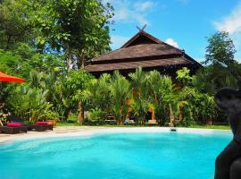 Nan Seasons Boutique Resort, resort in Nan