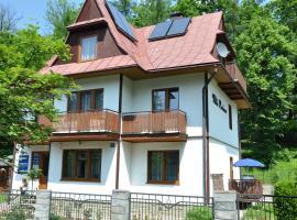 Willa Parkowa, homestay in Szczawnica