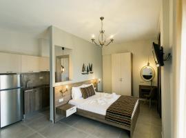 Frangeo boutique rooms, ξενοδοχείο στην Ασπροβάλτα