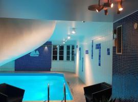 Quality Hotel Statt, отель в городе Худиксвалль