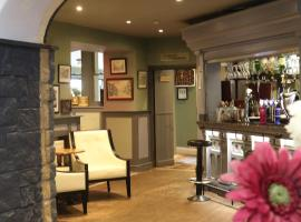 Schooner Hotel, hotel near Edlingham Castle, Alnmouth