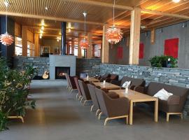 Unicare Røros Gjesteovernatting, hotell på Røros