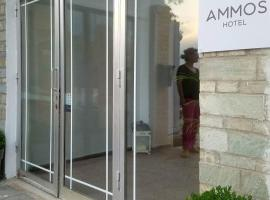 Ammos Hotel, hotel in Agia Triada