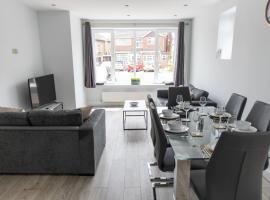 London Northwick Park Serviced Apartments by Riis Property, hotel near Harrow-on-the-Hill, Harrow