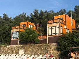 Апарт отель Sea breeze, отель в Кабардинке