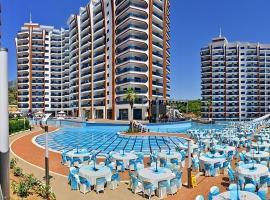 Alanya Azura park, hotel in Mahmutlar