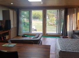 Calmming in Forest, lodge in Yangpyeong