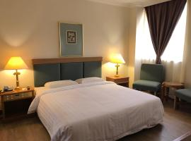 The Executive Hotel Lahad Datu, hotel di Lahad Datu