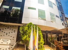 Hotel Bolivariana Plaza, hotel near Olaya Herrera Airport - EOH,