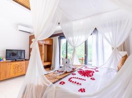 Villa Sonia Bisma, hotel near Bebek Bengil, Ubud